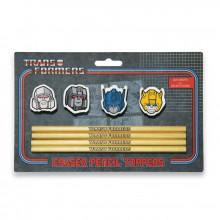 Transformers Pennor & Suddgummi
