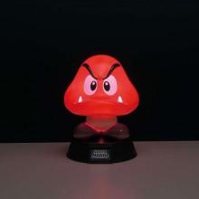 Super Mario Goomba 3D Lampa