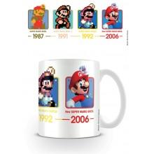 Super Mario Mugg Datum