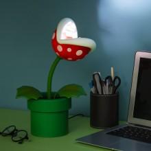 Super Mario Lampa Piranha Plant