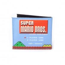 Nintendo Super Mario Bros Retro Plånbok