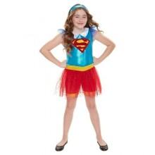 Supergirl Maskeraddräkt Barn