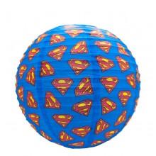 Superman Lampskärm Logga