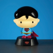 Superman 3D Lampa