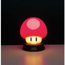 Super Mario Mushroom 3D Lampa