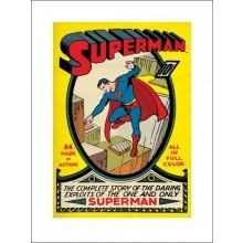 SUPERMAN (NO1) 60X80 POSTER