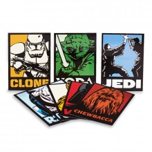 Star Wars Kylskåpsmagneter