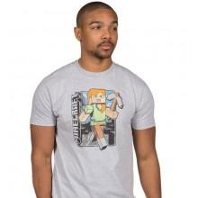 Minecraft Vintage T-shirt Vuxen  Alex