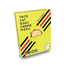 Taco Cat Goat Cheese Pizza (Nordic)
