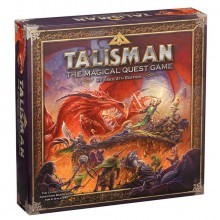 Talisman Core Game, Strategispel