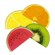 Tallrikar Fruktskivor 12-pack