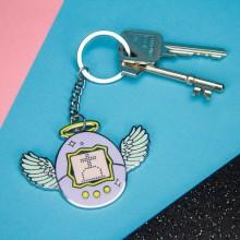 Tamagotchi Nyckelring