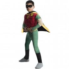 DC Comics Robin Maskeraddräkt Barn