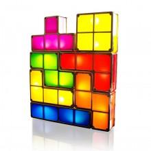 Tetris Lampa