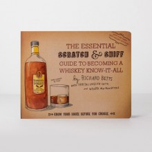 The Essential Scratch And Sniff Guide Whiskey