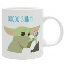 Star Wars the Mandalorian Baby Yoda Chibi Mugg