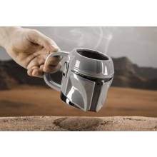 The Mandalorian 3D Mugg