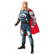 Thor Marvel Universe Maskeraddräkt Deluxe