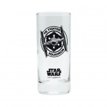 STAR WARS Tie-Fighter Glas