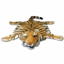 Tigerskinn Matta Brun