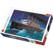 Pussel Titanic 1000-bitar