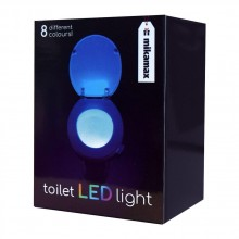 Toilet Led Lamp, Nattlampa För Toaletten