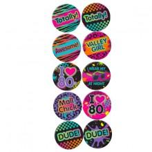 Neon 80-tal Märke 10-pack