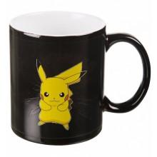 Pokémon Värmekänslig Mugg Pikachu