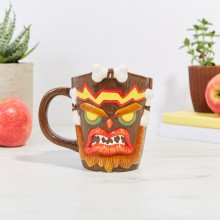 Mugg Crash Bandicoot Uka Uka