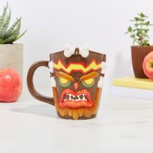 Mugg Crash Bandicoot Uka Uka