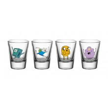 Adventure Time Shotglas