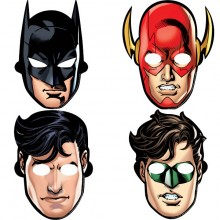 Mask Justice League 8-pack