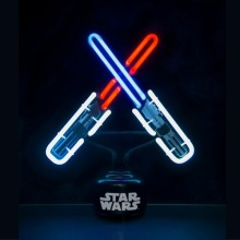 Star Wars Lightsabers Neonlampa