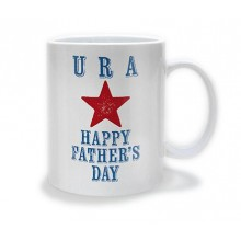 FATHERS DAY (U R A STAR) MUGG