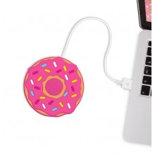 Kawaii Donut USB Koppvärmare