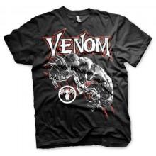 Venom T-Shirt (Svart)