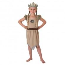 Viking Klänning Maskeraddräkt Barn