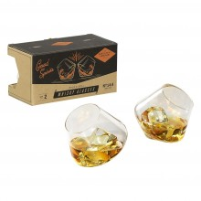 Whiskyglas Spetsformad 2st