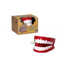 Skallrande Tänder
