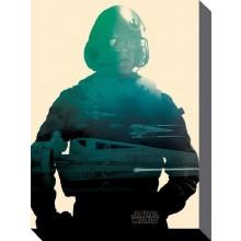 Star Wars Canvas Poe 60 x 80 cm