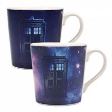 Dr Who Värmekänslig Mugg Galaxy