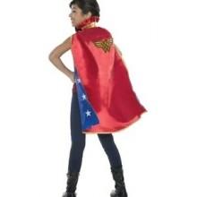 Wonder Woman Cape Barnmaskerad