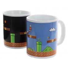 Super Mario Bros Värmekänslig mugg