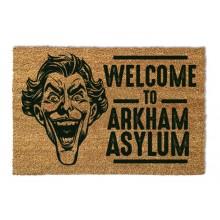 Batman Dörrmatta Welcome To Arkham Asylum