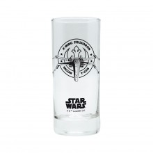 STAR WARS X-Wing Glas