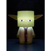 Star Wars LED Bordslampa Yoda