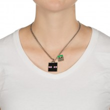 Minecraft Enchanted Enderman Halsband