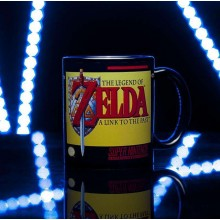 The Legend Of Zelda Mugg