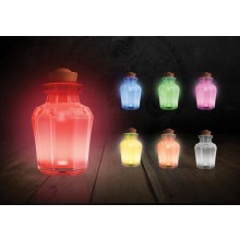 Zelda Potion Jar Light Lampa
