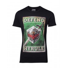 Zelda Defend Hyrule T-shirt